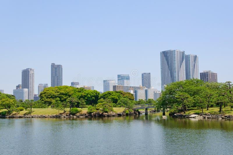 Tokyo Japan royaltyfri foto