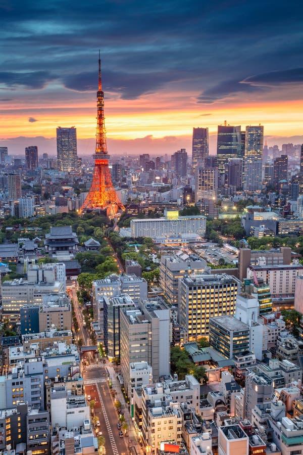 Tokyo, Japan. stock photography