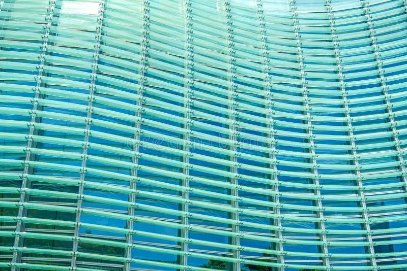 The national Art Center in Roppongi, Tokyo, Japan stock image