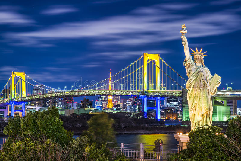 Tokyo Japan stock photo