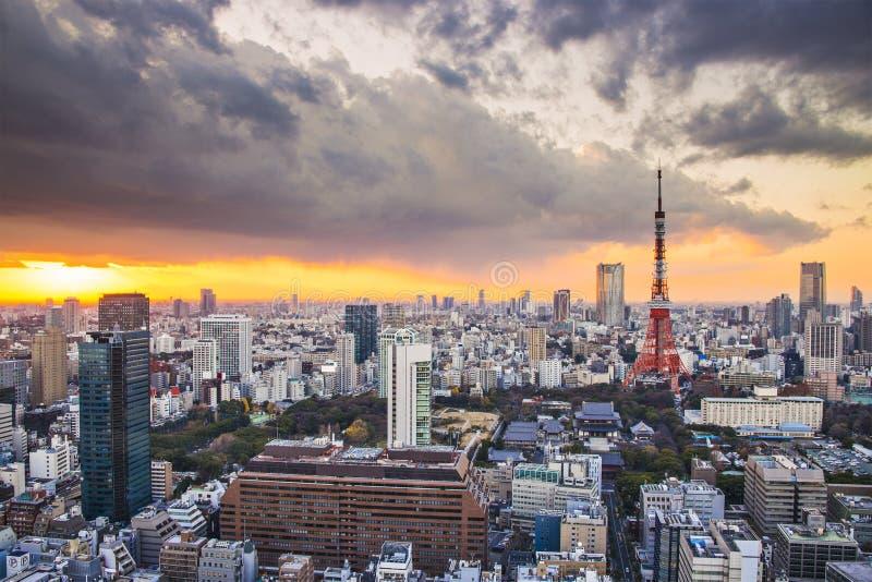 Tokyo, Japon Image stock