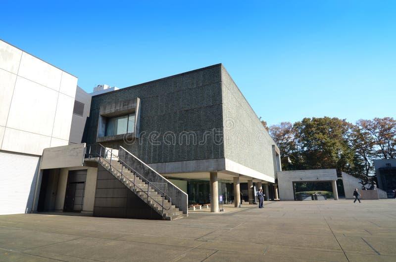 TOKYO, JAPON - 22 NOVEMBRE : Le Musée National de l'art occidental, photo stock