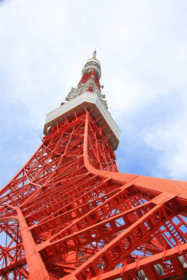 Tokyo-Kontrollturm stockfotos