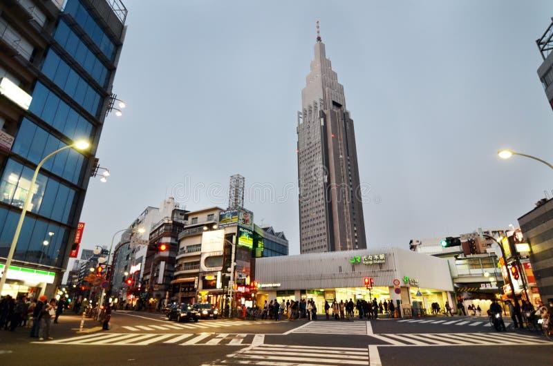 Download TOKYO - 23 NOV.: Yoyogipost Redactionele Fotografie - Afbeelding bestaande uit stad, bureau: 39116557
