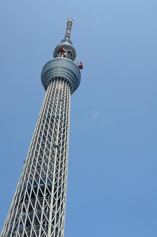 Download Tokyo Sky Tree stock image. Image of cranes, tokyo, communications - 20715871