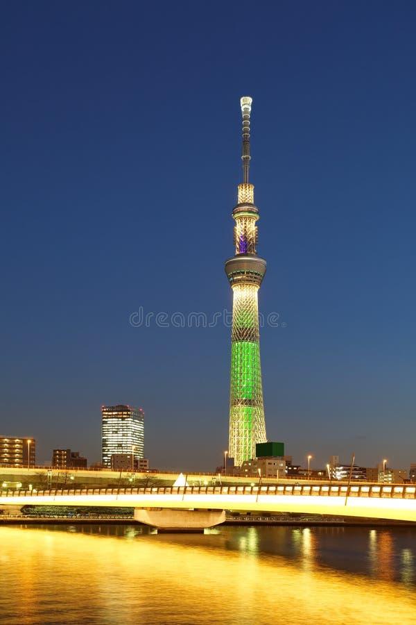 Download Tokyo sky tree stock image. Image of buildings, asian - 39511691