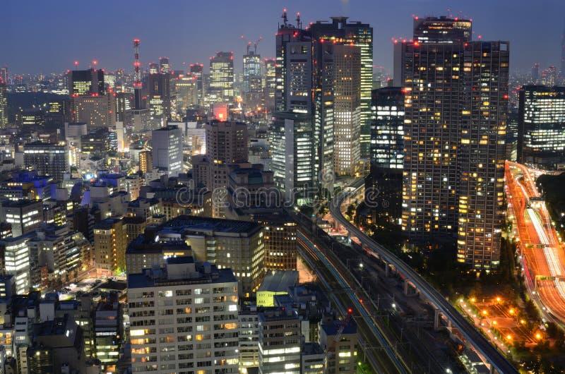 Download Tokyo Skyline stock image. Image of skyline, cityscape - 20715609