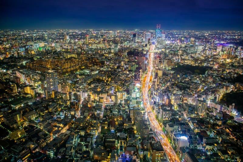Tokyo-Stadtbild lizenzfreie stockbilder