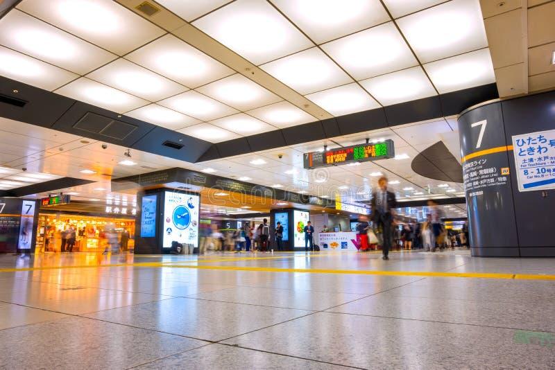 Tokyo station i Tokyo, Japan arkivfoton
