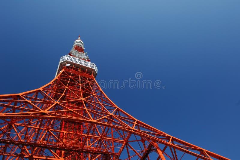 tokyo torn arkivfoto