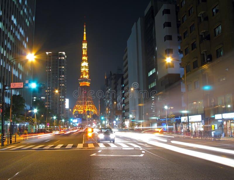 tokyo tower στοκ εικόνες