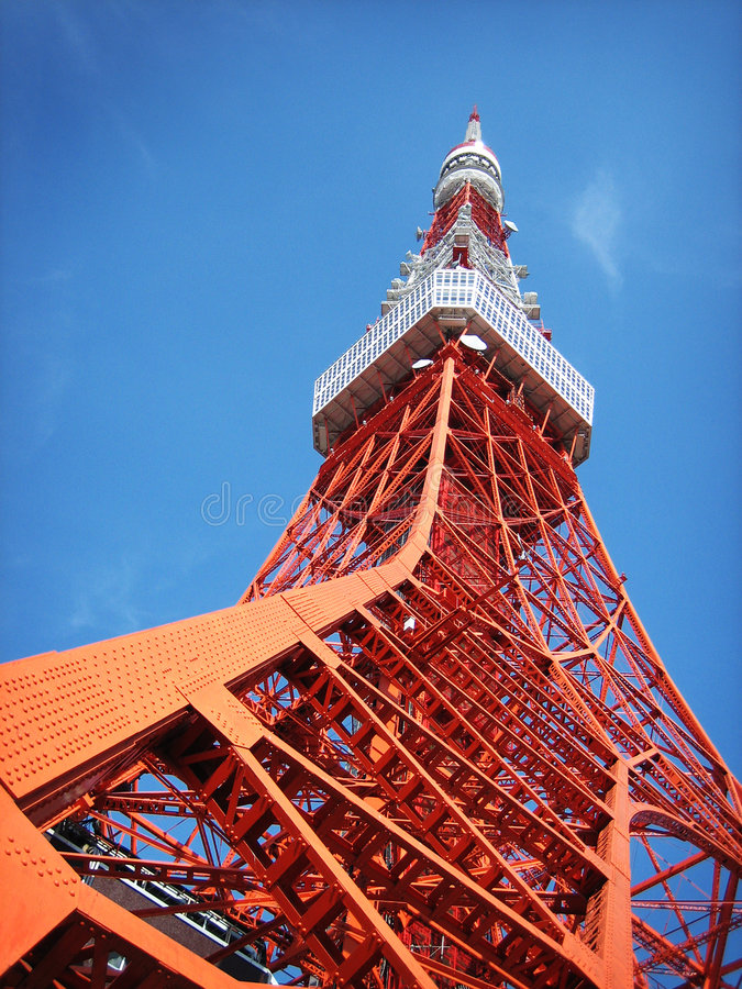 Free Tokyo Tower Stock Photography - 638792