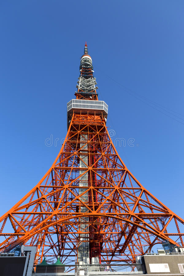 Download Tokyo Tower Royalty Free Stock Photo - Image: 32807865