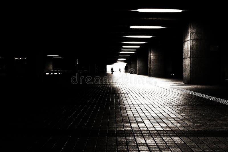 Tokyo Underground Stock Photography