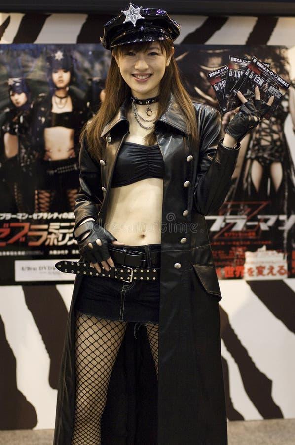 Tokyointernationaler Anime angemessenes 2010 stockfotos