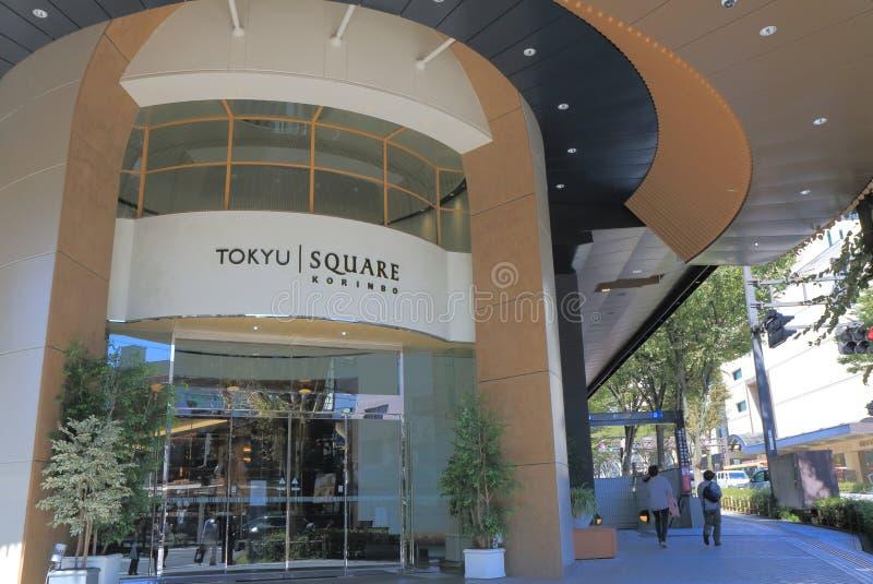 Tokyu广场百货商店今池日本 免版税图库摄影