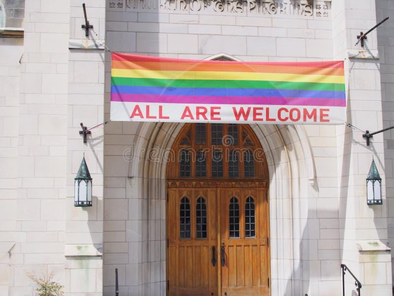 Tolérance religieuse image stock