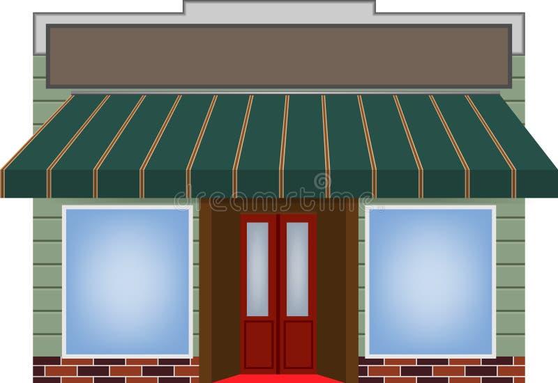 Download Toldo ilustración del vector. Ilustración de casa, neatness - 17485755