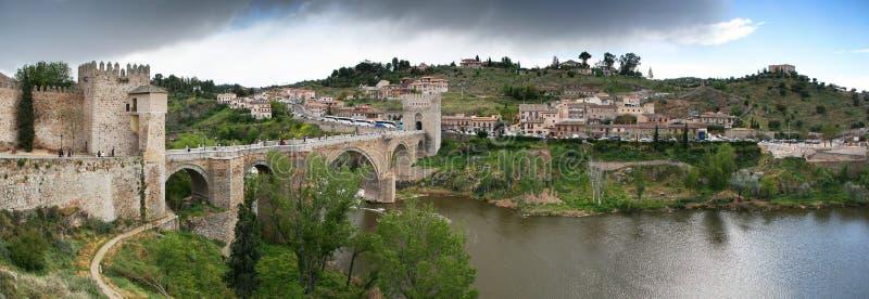 Toledo royalty-vrije stock foto