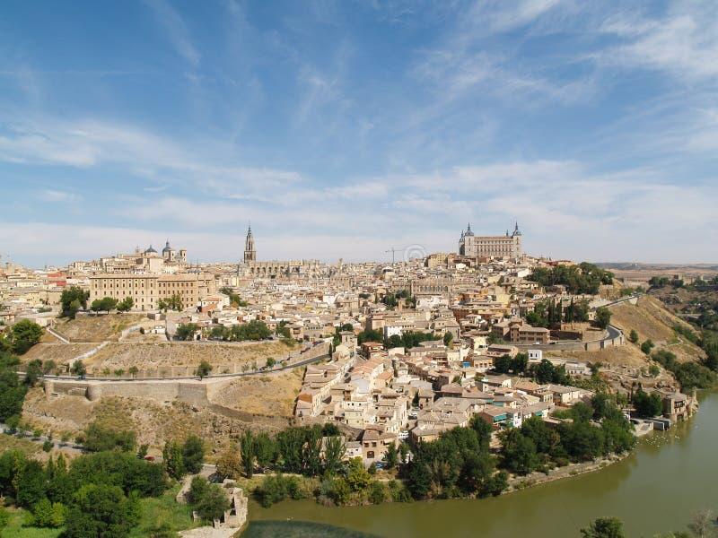 Toledo imágenes de archivo libres de regalías