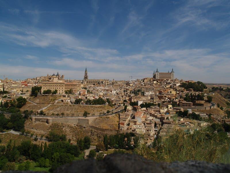 Download Toledo stock photo. Image of architecture, skyline, alcazar - 12939714