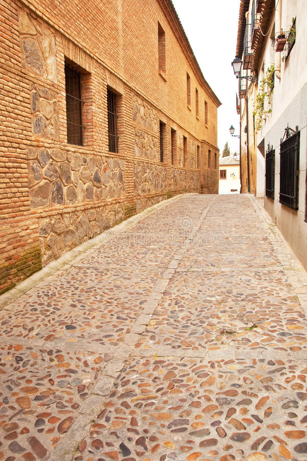 Download Toledo stock photo. Image of house, street, toledo, spain - 26809074