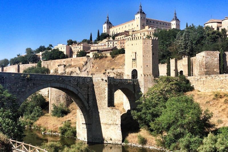 Toledo. Beautifull toledo of spain stock image