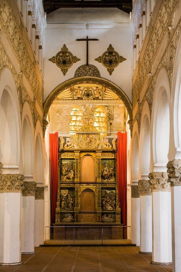 Toledo, Castilla La Mancha, Spanje stock fotografie