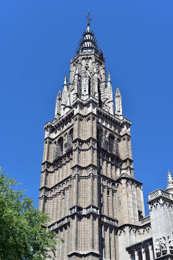 Toledo Cathedral photos stock