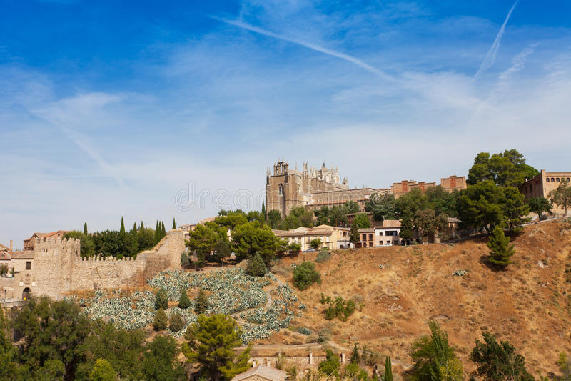 Toledo, España foto de archivo