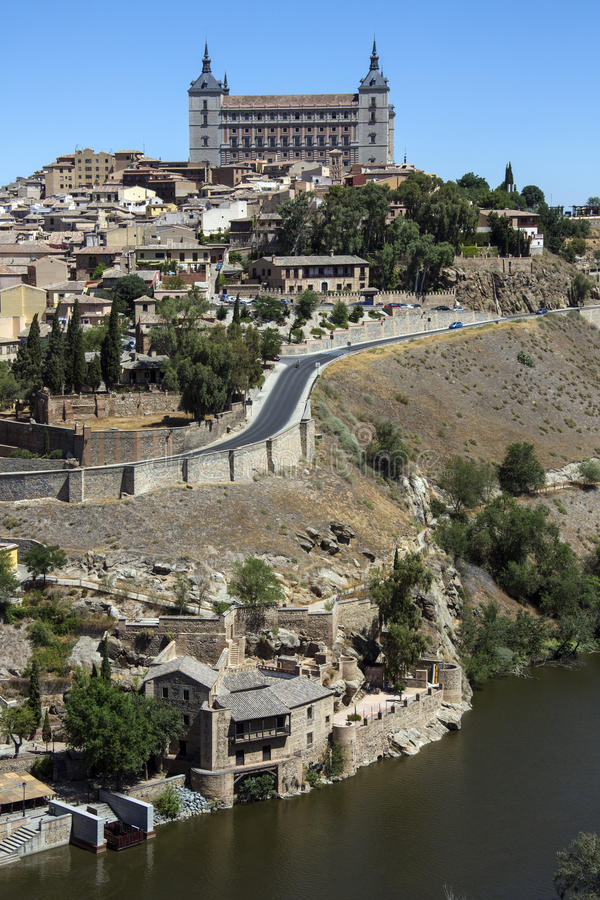 Toledo - La Mancha - Spain Royalty Free Stock Image