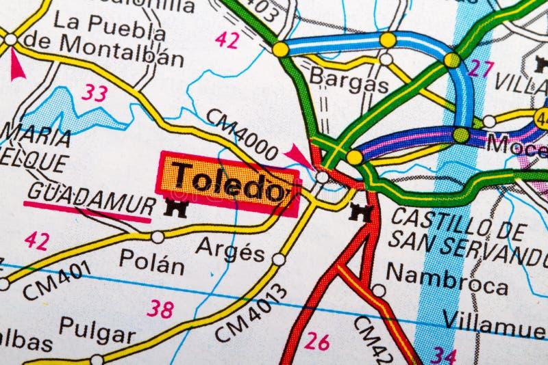 Cartina Spagna Toledo.Toledo Map Photos Free Royalty Free Stock Photos From Dreamstime