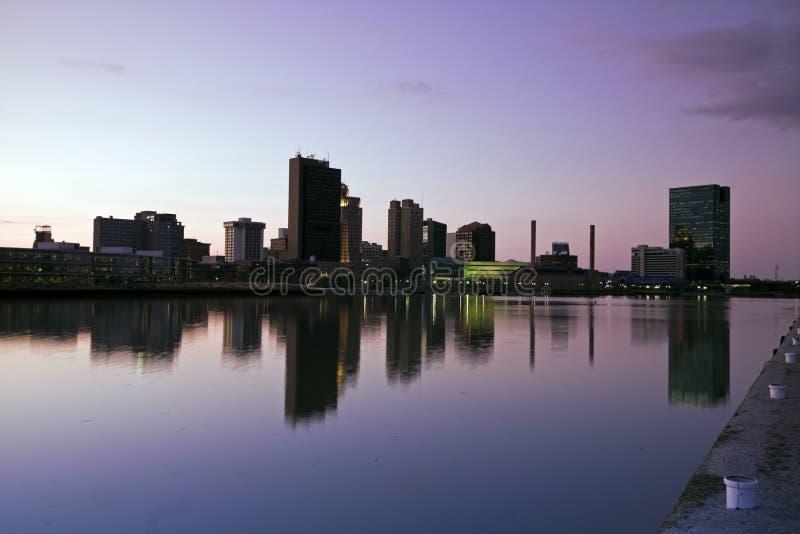 Toledo, Ohio imagenes de archivo