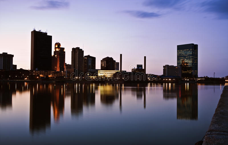 Toledo, Ohio fotografía de archivo libre de regalías