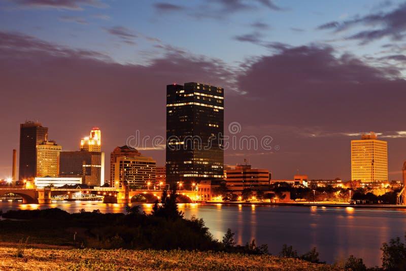 Toledo, Ohio fotografía de archivo