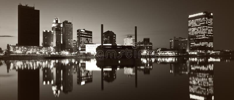 Toledo panorámico imagen de archivo libre de regalías