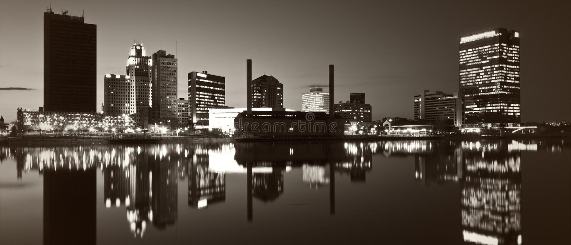 Toledo panorâmico imagem de stock royalty free