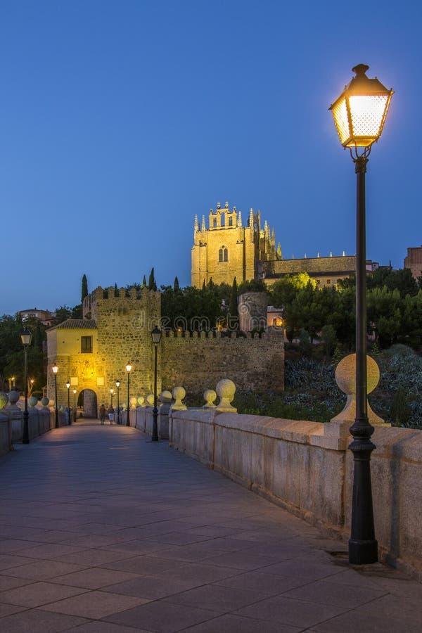 Download Toledo - Puente San Martin - Spain Stock Image - Image: 26943943