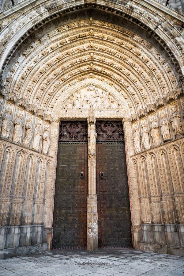 Toledo, Spagna immagini stock libere da diritti