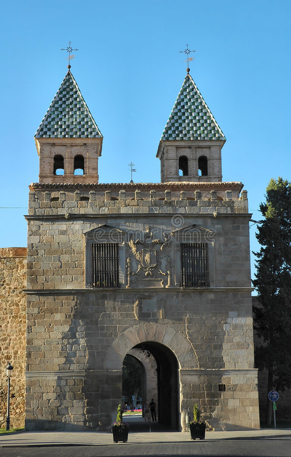 Toledo - Spain royalty free stock photos