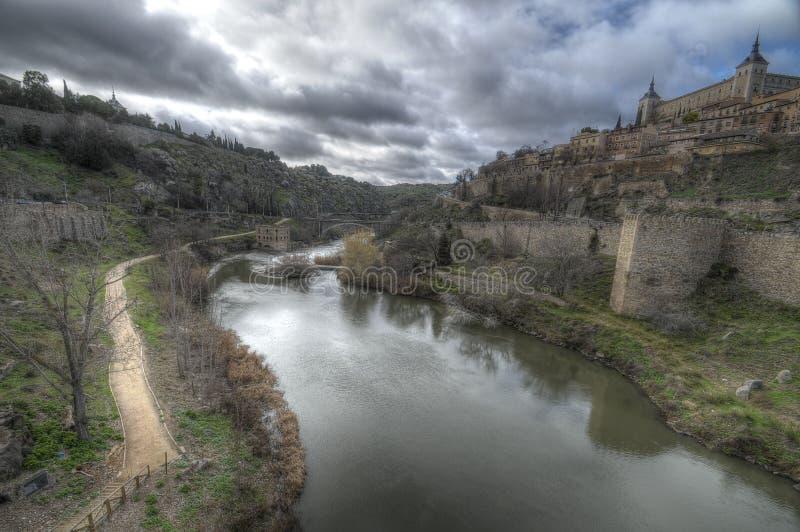 Toledo Spanje stock foto's