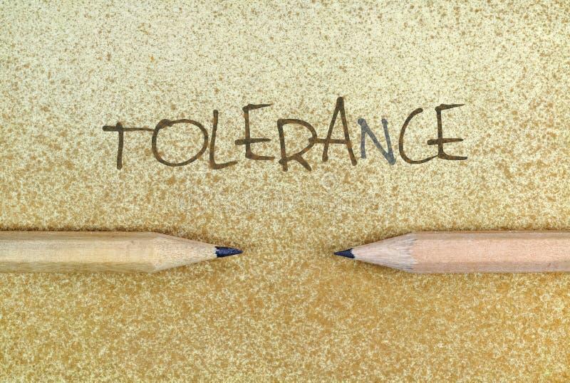 Tolerance stock photos