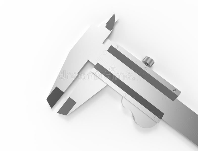 tolkning 3D av en kl?mma som isoleras p? vit bakgrund stock illustrationer