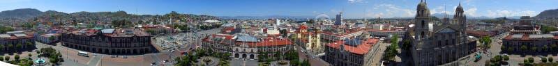 Toluca Мексика городская стоковые фотографии rf