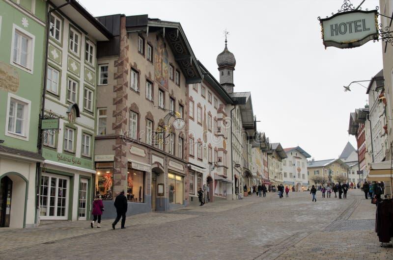 Tolz mau, Alemanha fotos de stock royalty free