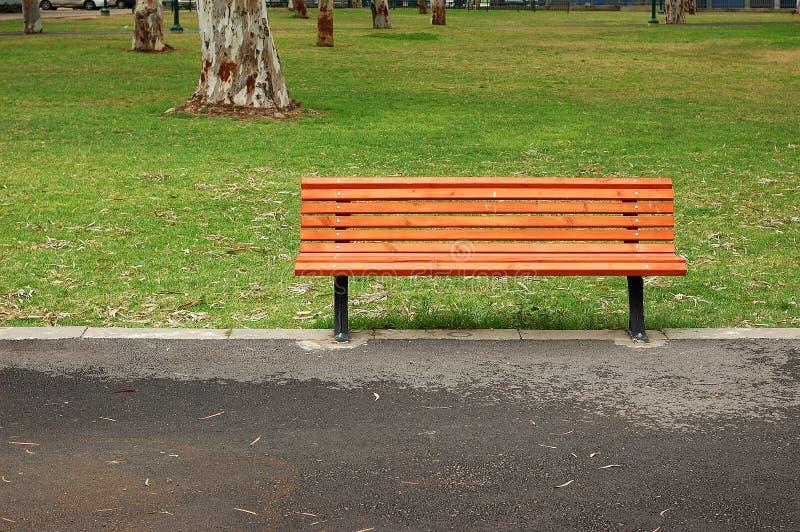 Download Tom bänk arkivfoto. Bild av natur, sitt, fall, park, medf8ort - 521840