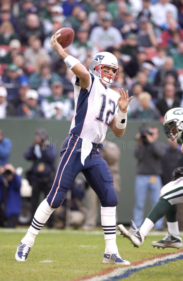 Tom Brady image stock