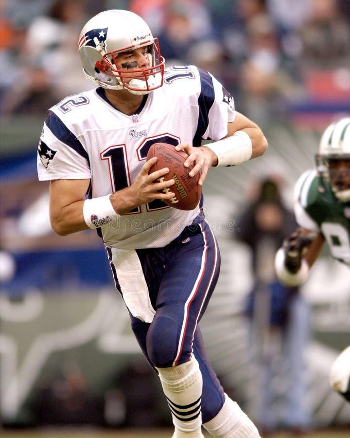 Tom Brady photographie stock