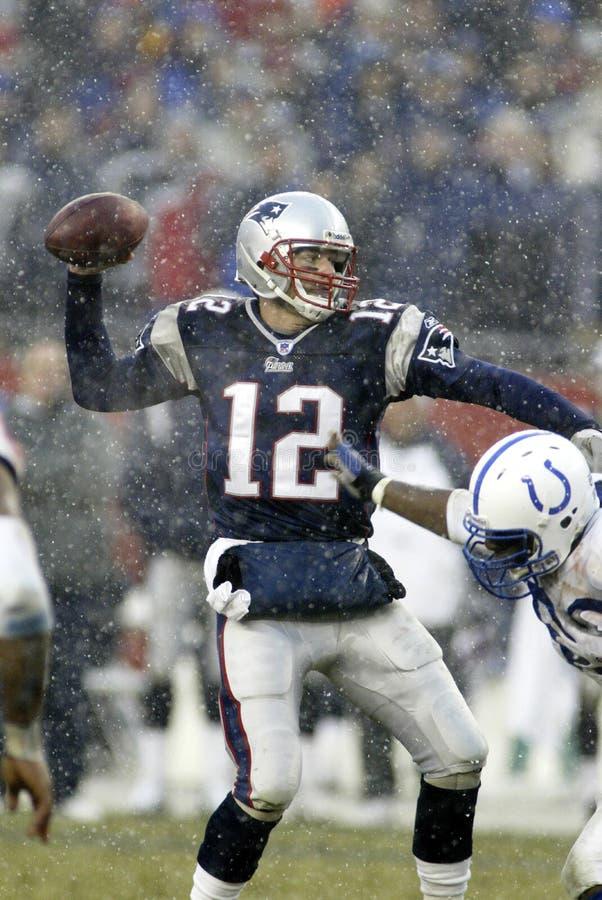 Tom Brady photos libres de droits