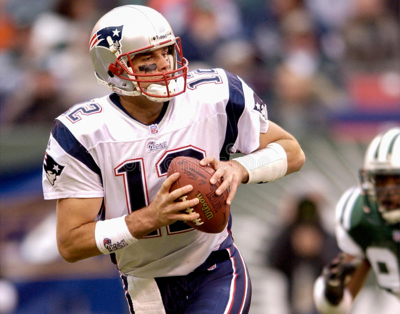 Tom Brady photo stock